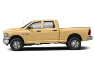 Light Cream 2018 Ram Truck 3500 Pictures 3500 Tradesman 4x4 Crew Cab 8' Box photos side view