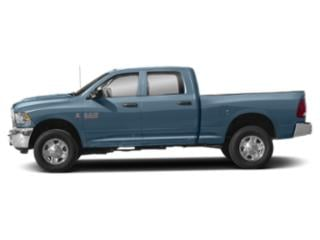 Robin Egg Blue 2018 Ram Truck 3500 Pictures 3500 Crew Cab Tradesman 4WD photos side view