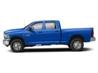New Holland Blue 2018 Ram Truck 3500 Pictures 3500 SLT 4x2 Crew Cab 6'4 Box photos side view