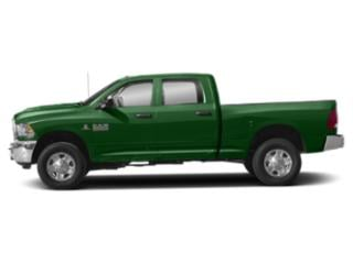 Tree Green 2018 Ram Truck 3500 Pictures 3500 SLT 4x2 Crew Cab 6'4 Box photos side view