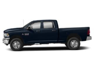 True Blue Pearlcoat 2018 Ram Truck 3500 Pictures 3500 SLT 4x2 Crew Cab 6'4 Box photos side view
