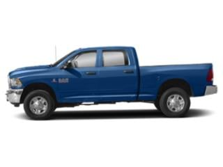 Blue Streak Pearlcoat 2018 Ram Truck 3500 Pictures 3500 Tradesman 4x4 Crew Cab 8' Box photos side view