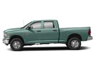 Light Green 2018 Ram Truck 3500 Pictures 3500 Crew Cab Tradesman 4WD photos side view