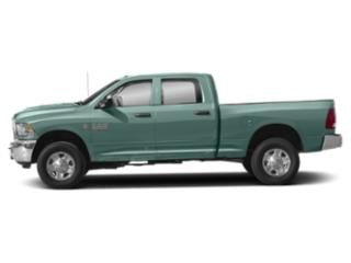Light Green 2018 Ram Truck 3500 Pictures 3500 Tradesman 4x4 Crew Cab 8' Box photos side view