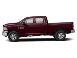 Delmonico Red Pearlcoat 2018 Ram Truck 3500 Pictures 3500 Tradesman 4x4 Crew Cab 8' Box photos side view