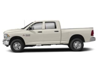 Pearl White 2018 Ram Truck 3500 Pictures 3500 Crew Cab Limited 2WD photos side view