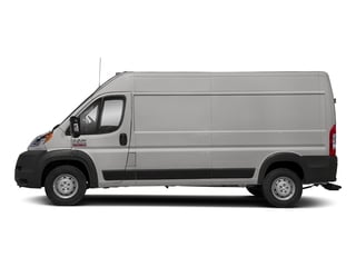 Bright Silver Metallic Clearcoat 2018 Ram Truck ProMaster Cargo Van Pictures ProMaster Cargo Van 2500 High Roof 159 WB photos side view