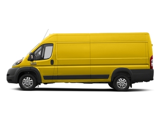 Broom Yellow Clearcoat 2018 Ram Truck ProMaster Cargo Van Pictures ProMaster Cargo Van 3500 High Roof 159 WB EXT photos side view