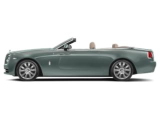 Duck Egg Blue 2018 Rolls-Royce Dawn Pictures Dawn 2 Door Drophead Coupe photos side view