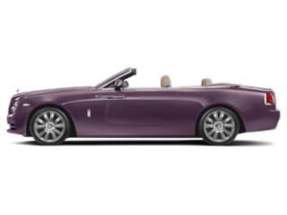 Purple Silk 2018 Rolls-Royce Dawn Pictures Dawn 2 Door Drophead Coupe photos side view