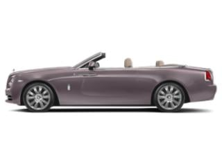 Rose Quartz 2018 Rolls-Royce Dawn Pictures Dawn 2 Door Drophead Coupe photos side view