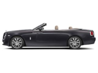 Sterling Gray 2018 Rolls-Royce Dawn Pictures Dawn 2 Door Drophead Coupe photos side view