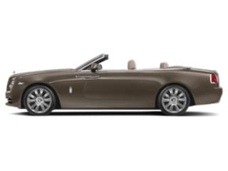 Titanium 2018 Rolls-Royce Dawn Pictures Dawn 2 Door Drophead Coupe photos side view