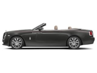 Tungsten 2018 Rolls-Royce Dawn Pictures Dawn 2 Door Drophead Coupe photos side view