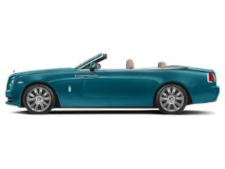 Turchese 2018 Rolls-Royce Dawn Pictures Dawn 2 Door Drophead Coupe photos side view