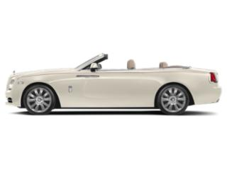 Cornish White 2018 Rolls-Royce Dawn Pictures Dawn 2 Door Drophead Coupe photos side view