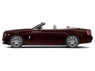 Madeira Red 2018 Rolls-Royce Dawn Pictures Dawn 2 Door Drophead Coupe photos side view