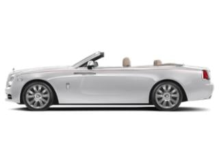 Arctic White 2018 Rolls-Royce Dawn Pictures Dawn 2 Door Drophead Coupe photos side view