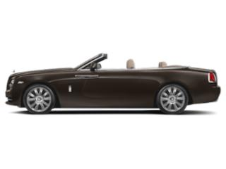 Smoky Quartz 2018 Rolls-Royce Dawn Pictures Dawn 2 Door Drophead Coupe photos side view