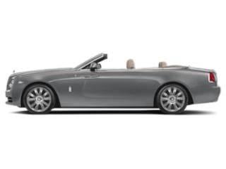 Stone Gray 2018 Rolls-Royce Dawn Pictures Dawn 2 Door Drophead Coupe photos side view