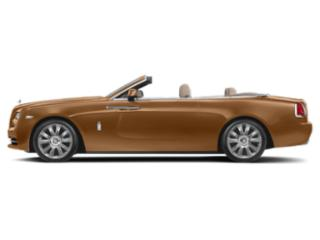 Tuscan Sun 2018 Rolls-Royce Dawn Pictures Dawn 2 Door Drophead Coupe photos side view