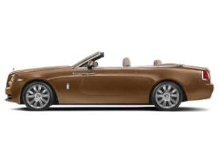 Inca Gold 2018 Rolls-Royce Dawn Pictures Dawn 2 Door Drophead Coupe photos side view
