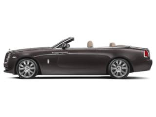 Anthracite 2018 Rolls-Royce Dawn Pictures Dawn 2 Door Drophead Coupe photos side view