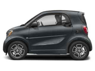 Titania Grey Matte 2018 smart fortwo electric drive Pictures fortwo electric drive Coupe 2D Pure Electric photos side view