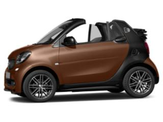 Autumn Brown Metallic 2018 smart fortwo electric drive Pictures fortwo electric drive Convertible 2D Passion Electric photos side view