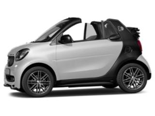 Cool Silver Metallic 2018 smart fortwo electric drive Pictures fortwo electric drive Convertible 2D Passion Electric photos side view