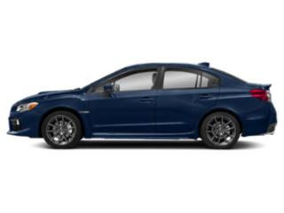 Lapis Blue Pearl 2018 Subaru WRX Pictures WRX Premium Manual photos side view