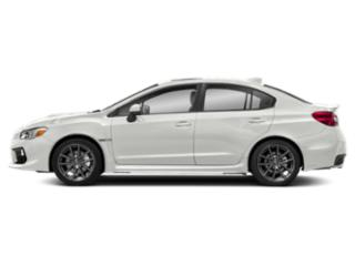 Crystal White Pearl 2018 Subaru WRX Pictures WRX Premium Manual photos side view