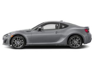 Ice Silver Metallic 2018 Subaru BRZ Pictures BRZ Coupe 2D Limited H4 photos side view