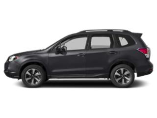 Dark Gray Metallic 2018 Subaru Forester Pictures Forester Wagon 5D i Premium AWD H4 photos side view