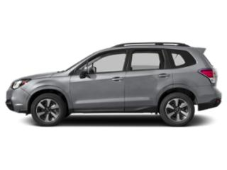 Ice Silver Metallic 2018 Subaru Forester Pictures Forester Wagon 5D i Premium AWD H4 photos side view