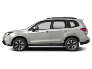 Crystal White Pearl 2018 Subaru Forester Pictures Forester Wagon 5D i Premium AWD H4 photos side view