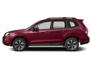 Venetian Red Pearl 2018 Subaru Forester Pictures Forester Wagon 5D i Premium AWD H4 photos side view