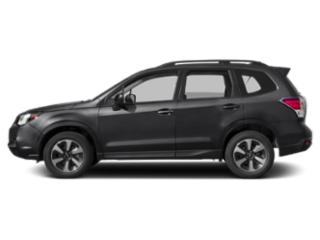 Crystal Black Silica 2018 Subaru Forester Pictures Forester Wagon 5D i Premium AWD H4 photos side view