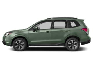 Jasmine Green Metallic 2018 Subaru Forester Pictures Forester Wagon 5D i Premium AWD H4 photos side view