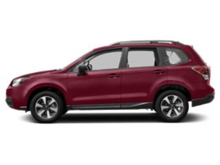 Venetian Red Pearl 2018 Subaru Forester Pictures Forester 2.5i CVT photos side view