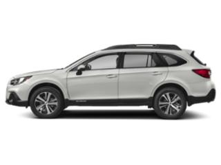 Crystal White Pearl 2018 Subaru Outback Pictures Outback 3.6R Limited photos side view