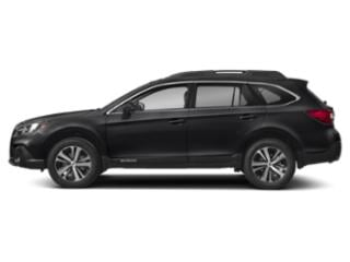 Crystal Black Silica 2018 Subaru Outback Pictures Outback 3.6R Limited photos side view