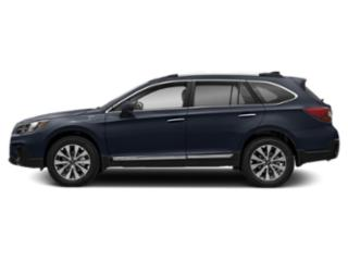 Dark Blue Pearl 2018 Subaru Outback Pictures Outback Wagon 5D R Touring AWD H6 photos side view