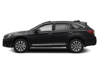 Crystal Black Silica 2018 Subaru Outback Pictures Outback Wagon 5D R Touring AWD H6 photos side view