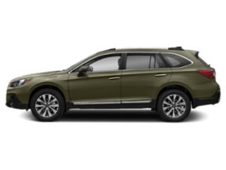 Wilderness Green Metallic 2018 Subaru Outback Pictures Outback Wagon 5D R Touring AWD H6 photos side view