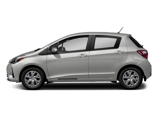 Classic Silver Metallic 2018 Toyota Yaris Pictures Yaris Hatchback 5D L I4 photos side view