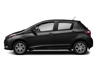 Magnetic Gray Metallic 2018 Toyota Yaris Pictures Yaris Hatchback 5D L I4 photos side view