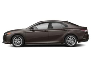 Brown Stone 2018 Toyota Camry Pictures Camry Sedan 4D XLE I4 Hybrid photos side view