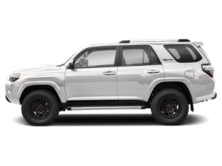 Super White 2018 Toyota 4Runner Pictures 4Runner TRD Pro 4WD photos side view