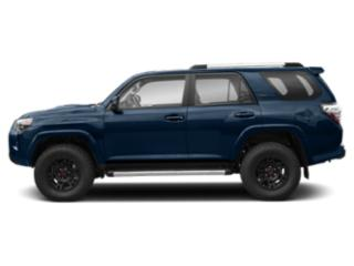 Cavalry Blue 2018 Toyota 4Runner Pictures 4Runner TRD Pro 4WD photos side view